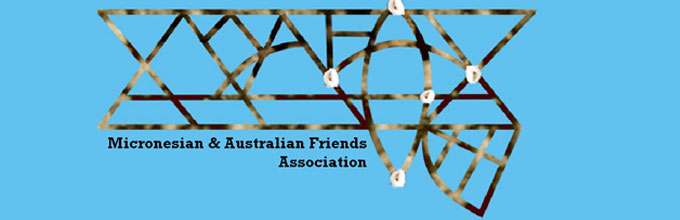 Micronesian and Australian Friends Association logo