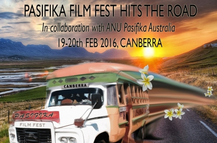 Pasifika Film Fest flyer