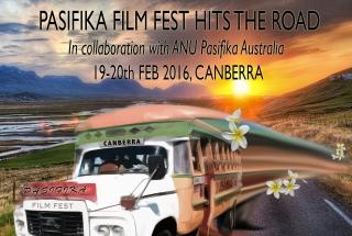 Pasifika Film Fest flyer